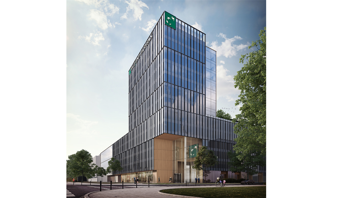 Helaba finances Hana's acquisition of Warsaw office building thumbnail