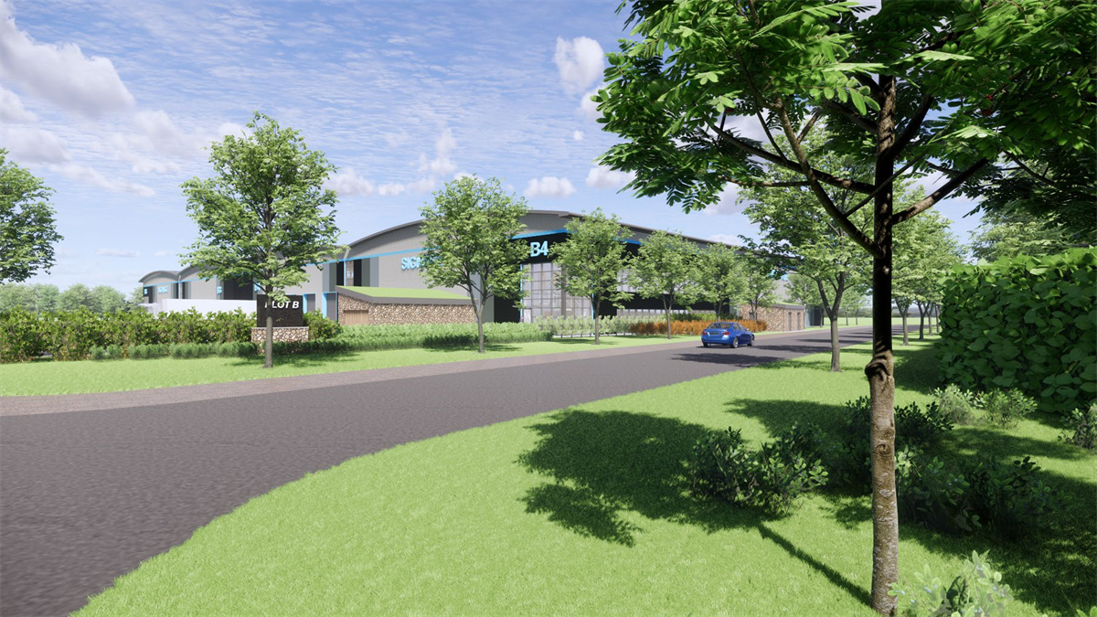 Clearbell gets green light for €54m Kent business park